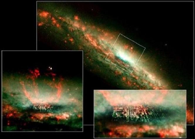 обитель бога фото в космосе