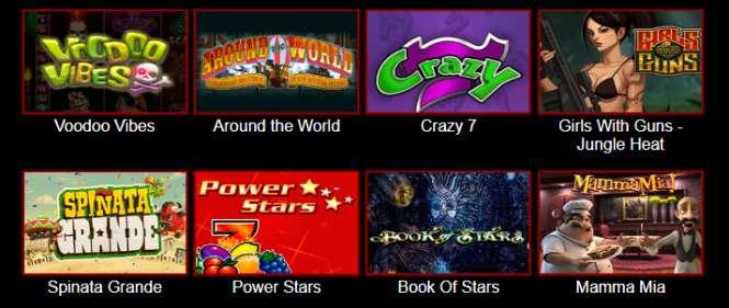 Book of stars описание игрового автомата