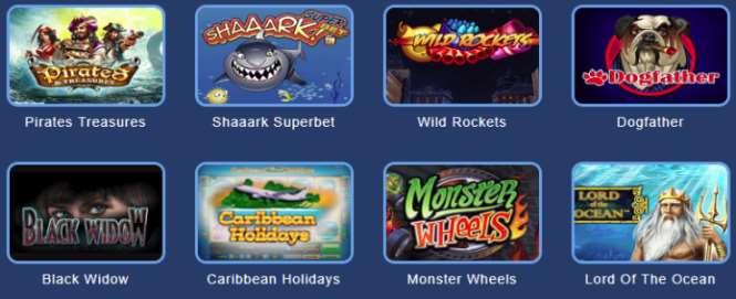 Www игровой автомат sharky